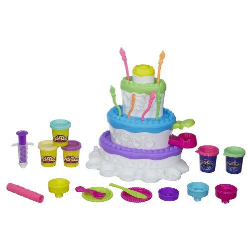 Play-Doh Sweet Shoppe Cake Mountain -