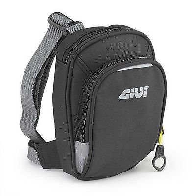 Givi EA109B Easy-Leg Bag with Two Compartments ()