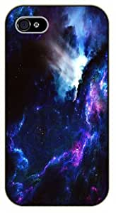 Case For Htc One M9 Cover Shinny nebula - black plastic case / Space, star, stars