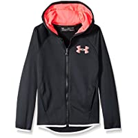 Under Armour Girls Armour Fleece Full Zip