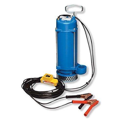 Warren Rupp PortaPump 12-Volt Submersible Dewatering Pump