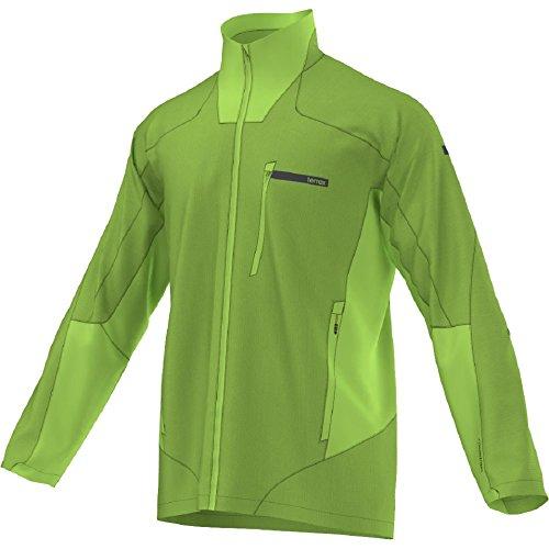 adidas outdoor Men's Terrex Hybrid Jacket M, Solar Green