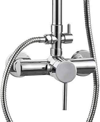 Aqualy - Columna para ducha con grifería sistema con altura ...