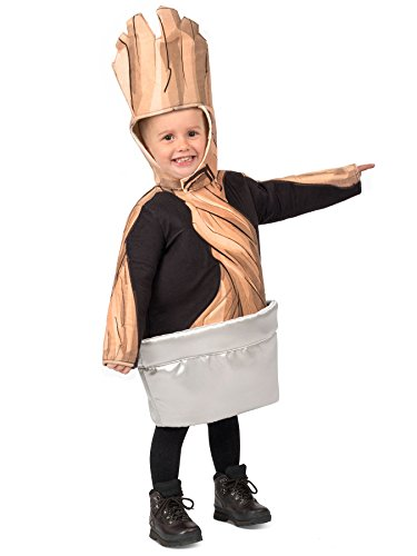 Princess Paradise Toddler Potted Groot Child's Costume, 12-18M ()