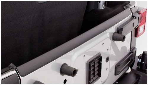Bushwacker 14013 Jeep Trail Armor Hood and TailGate Protector Set