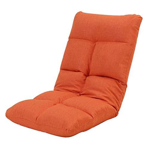 折りたたみ怠惰なソファベッドルームシングルソファベッドリビングルームソファリクライニングチェア多機能パーラーラウンジチェアマルチレンジ調節可能な椅子耐荷重120キログラム B07SSWMXQX