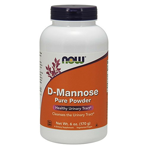 NOW Foods 733739028099 D Mannose 6 Ounce
