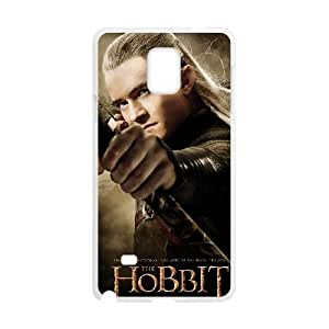 The Hobbit Samsung Galaxy Note 4 Cell Phone Case White Exquisite gift (SA_696176)