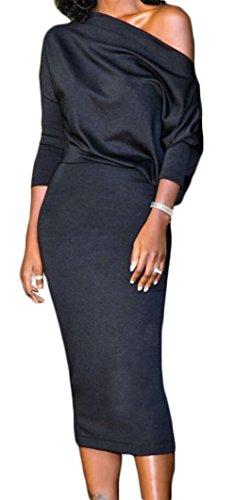 long black pencil dresses - 7