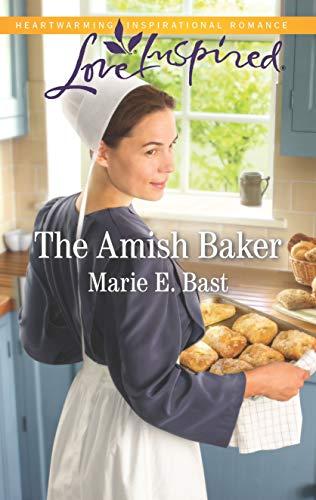 Love Baker - The Amish Baker: A Fresh-Start Family Romance (Love Inspired)