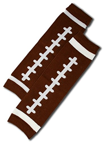 Football Touchdown - Leg Warmers - for Infant, Baby, Toddler, Little Girl, -