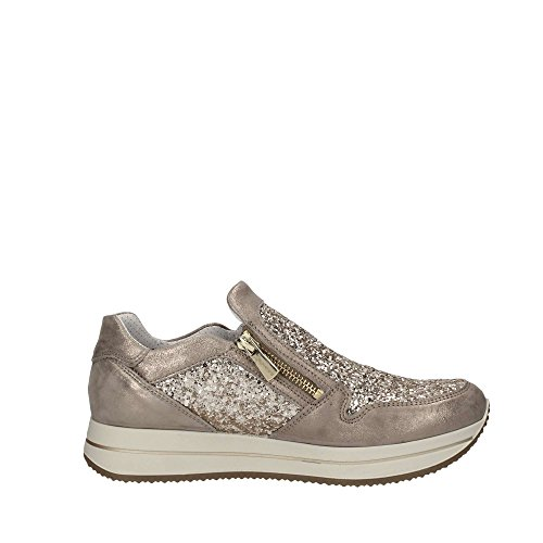 IGI&CO 77736/00 SNEAKERS Donna TAUPE 35