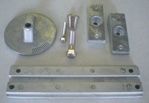 Outboard Anode (Mercury Outboard Zinc Anode Kit)