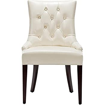 Amazon.com: Hawthorne colecciones silla de tela Accent de ...