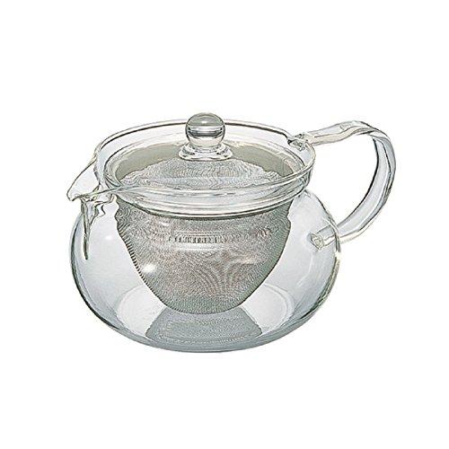 "Hario Cha Cha Kyusu ""Maru"" Tea Pot, 450ml"