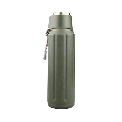 Botella de Agua con Aislamiento de vacío de Acero Inoxidable ...
