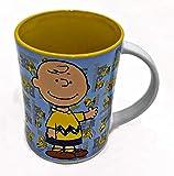 Peanuts; Charlie Brown JUST BE 16 oz. Mug