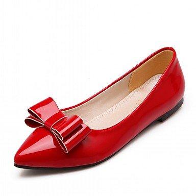 pwne Las Mujeres Sandalias De Verano Caen Club Zapatos Zapatos Formales Comfort Novedad Oficina Exterior De Piel Sintética Pu &Amp; Carrera Parte &Amp; Casual Vestido De Noche US2.5 / EU34 / UK1.5 Little Kids