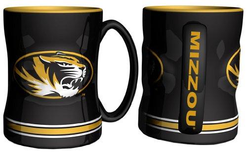 Missouri Tigers 15 oz Relief Mug - - Tigers Missouri Mug