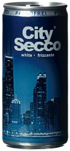 City Secco Frizzante tocken  (12 x 0.2 l)