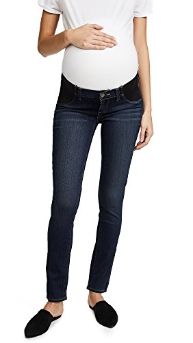 PAIGE Women's Maternity Verdugo Ultra Skinny with Elastic Insets in Nottingham, 28