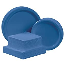 True Blue Deluxe Table Ware Kit 2PC