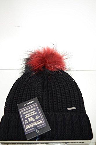 Woolrich Nero Maglia In Cappello Da Donna rnqzrHw