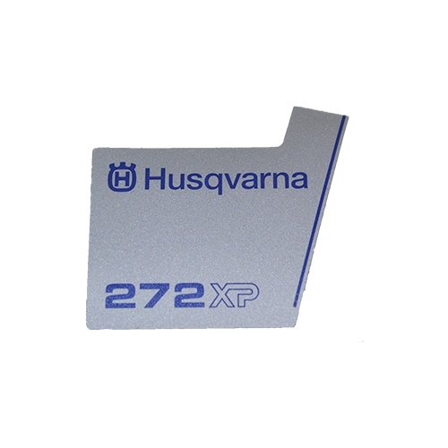 Husqvarna Decal Part # 503623903 (Coil Decal Ignition)