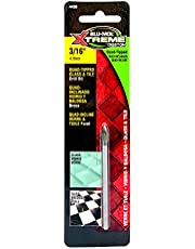 Disston 4430 Xtreme Quad Tipped Glass & Tile Drill Bit, 3/16""