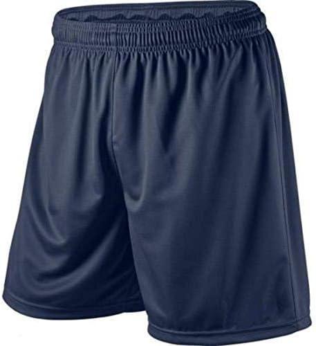 Pantalones Cortos de f/útbol para ni/ños Trote Correr Gimnasio Deportes Ejercicio Ocio Ropa Entrenamiento en Actividades Al Aire Libre Nuestra Cortos Todos Liga Shorts Core Jr Ch/ándal, AA Sportswear