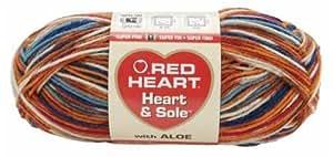 Red Heart Heart & Sole Yarn-Rustica