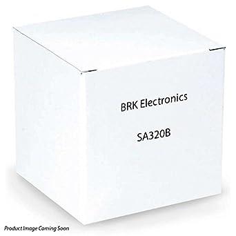 Amazon.com: First Alert sa320b humo alarma, batería AA ...