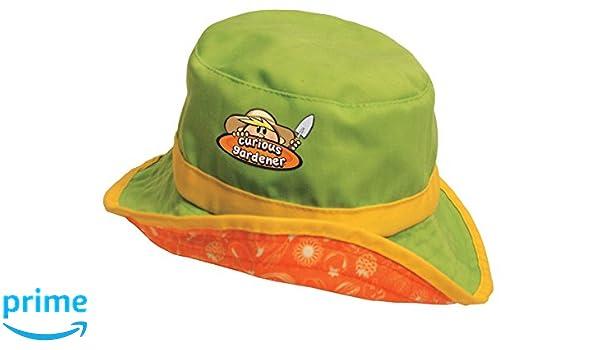 Curious Gardener Childrens Gardening Hat TCG55008