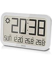 Risparmia su Oregon Scientific JW108 Barometro Digitale da Parete con Indicazione Temperatura In/Out, Bianco e molto altro