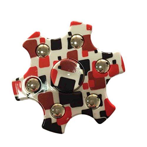 jayang-ro-blue-and-red-lattice-surface-tri-spinner-fidget-hand-spinner-torqbar-brass