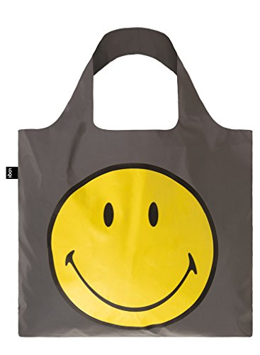 LOQI Smiley Silver REFLECTIVE LOQI Bag REFLECTIVE 5cWwqZRYy