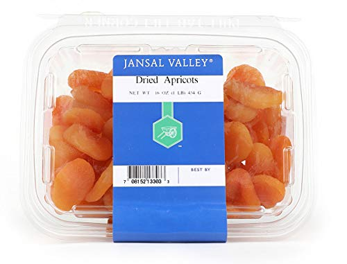 Jansal Valley Dried Apricots, 1 - Dried Apricot Apricots