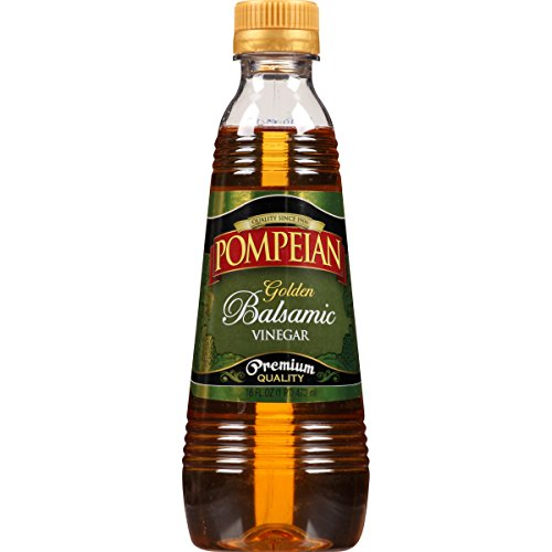 Pompeian Golden Balsamic Vinegar, 16 - Balsamic Golden Vinegar