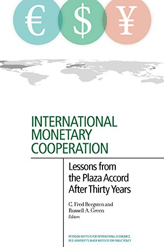 International Monetary Cooperation: Lessons from the Plaza Accord after Thirty - International Plaza