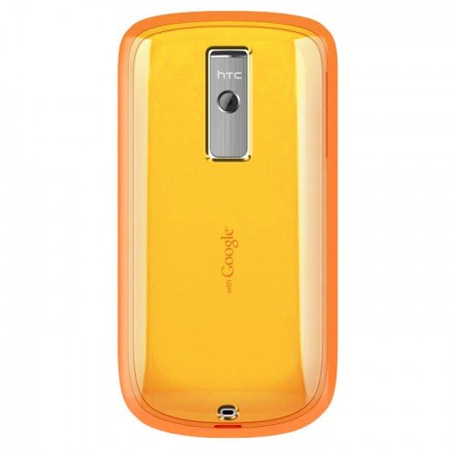 Katinkas USA 6007332 Soft Cover for HTC Magic - 1 Pack - Retail Packaging - Orange