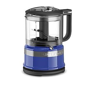 KitchenAid KFC3516TB 3.5 Cup Food Chopper, Twilight Blue