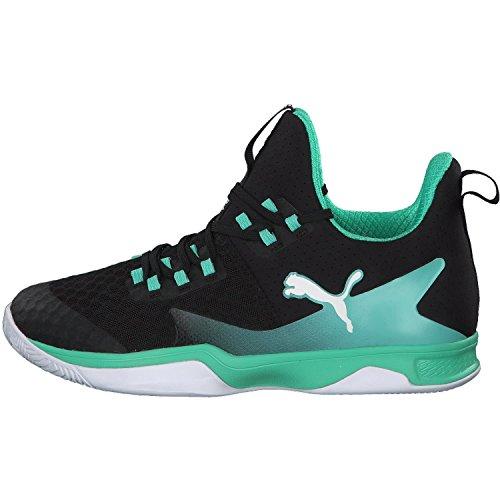 3 Black XT Multisport Indoor Rise Puma Biscay Puma Puma Erwachsene White Unisex Green Schuhe UzwqBIH