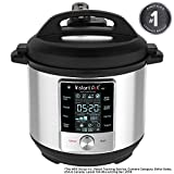 Instant Pot Max 6 Quart Multi-use Electric Pressure Cooker with 15psi Pressure Cooking, Sous Vide,...