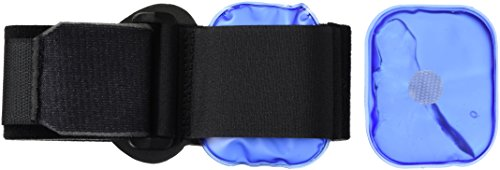 (Rolyan 081415264 Gel/Air Elbow Support Universal Regular, Arm Band with Gel Pad and Air Pouch for Tennis and Golfer's Elbow, Arm Strap Provides Cold Therapy and Compression Pain Relief to the Forearm)