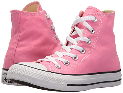 Chuck Taylor All Star Canvas High Top, Pink, 4 M US by Converse (Image #6)