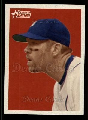 2006 Bowman Heritage # 158 Sean Casey Detroit Tigers (Baseball Card) Dean's Cards 8 - NM/MT ()