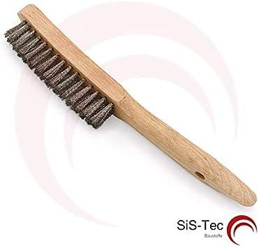 Cepillo de alambre de acero, cepillo de limpieza, cepillo de metal ...