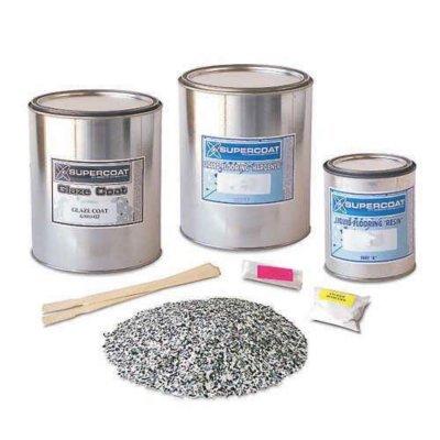 Supercoat Stone Gray Epoxy Floor Coating Buy Online In