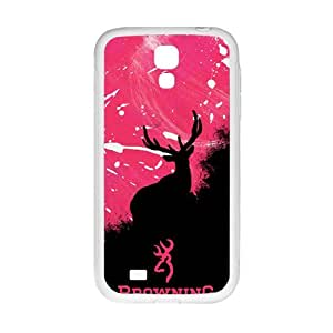 Browning De Design Design Hard Case Cover Protector For Samsung Galaxy S4