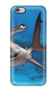 Premium Durable Shark Finding Nemo Fashion Tpu Iphone 6 Plus Protective Case Cover